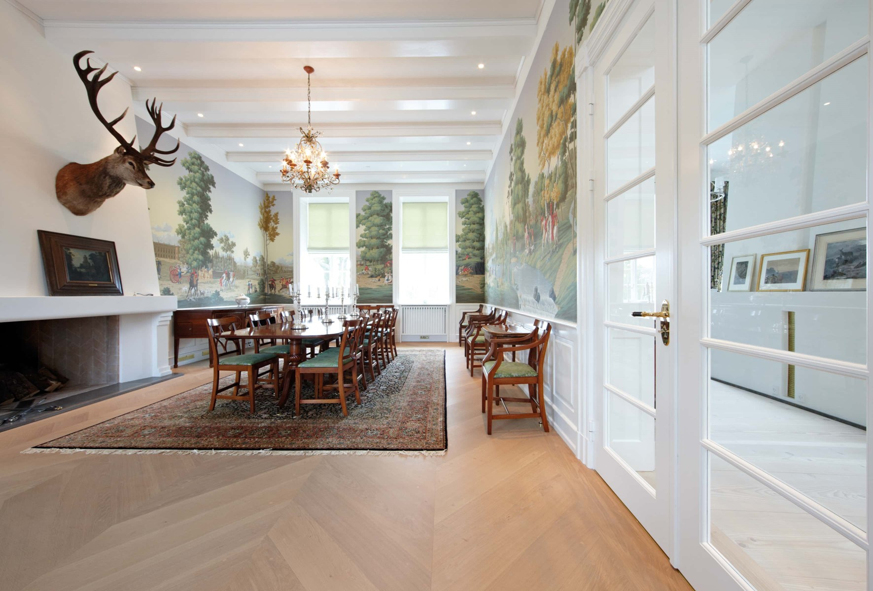 douglas-chevron-pattern-flooring_white-oil_danish-estate_dining-room_dinesen_02.jpg