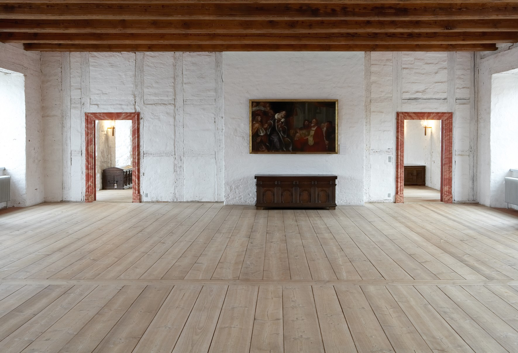 douglas fir floor untreated sonderborg castle living room dinesen 05.jpg