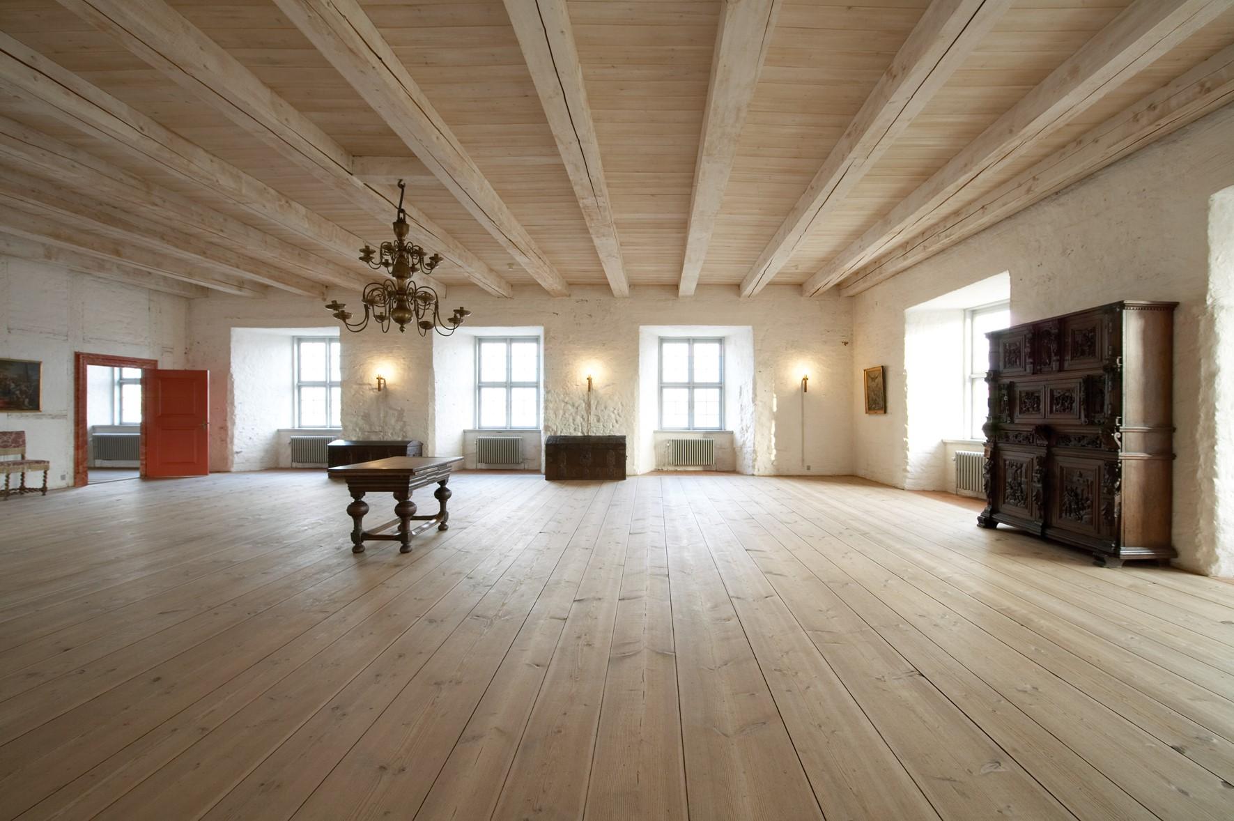 douglas fir floor untreated sonderborg castle exterior dinesen.jpg
