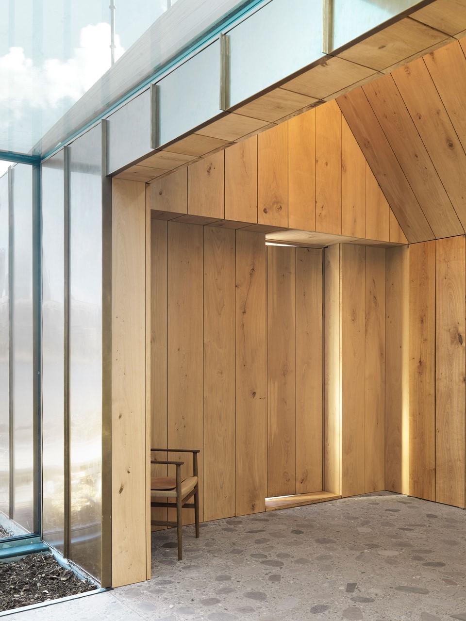 oak natural wall cladding ceiling noma entrance big builds dinesen.jpg