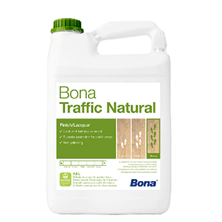 Bona Traffic Natural, 4.95L