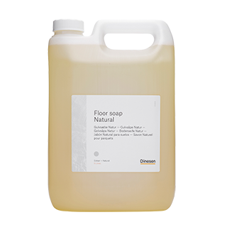 Dinesen Floor Soap Natural, 5L